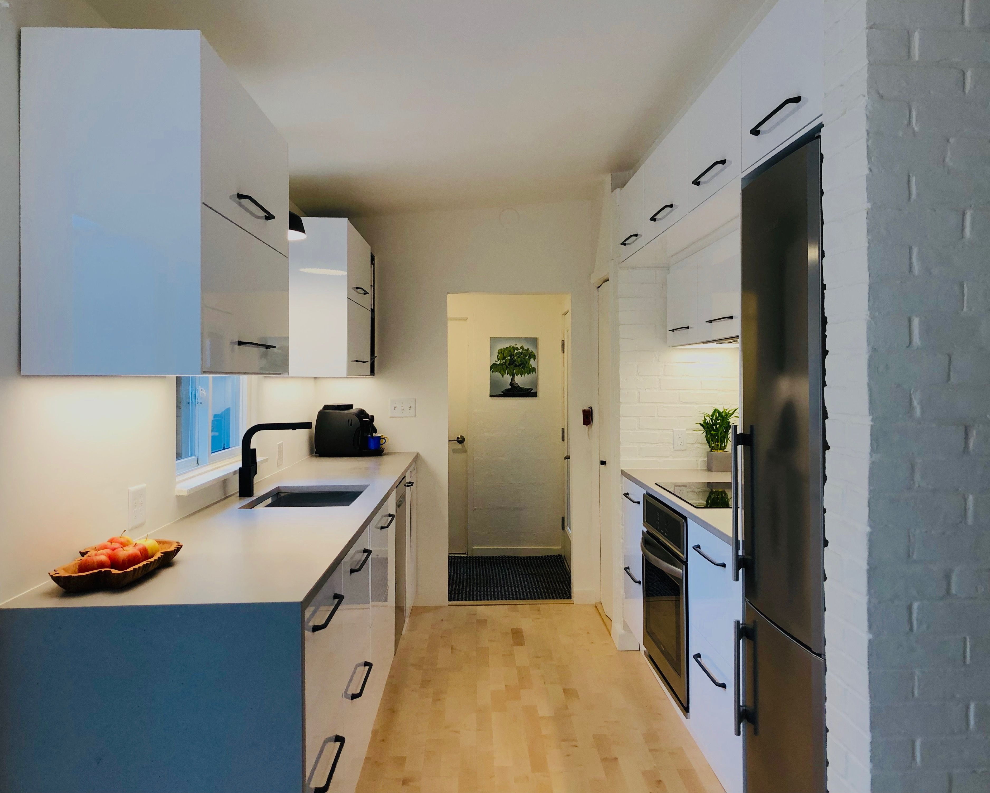 IKEA Kitchen Maximizes Space, Style and Storage Ikea