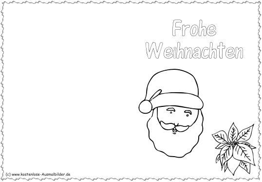 Ausmalbilder weihnachten malvorlagen weihnachten - Schlitten basteln pappe ...