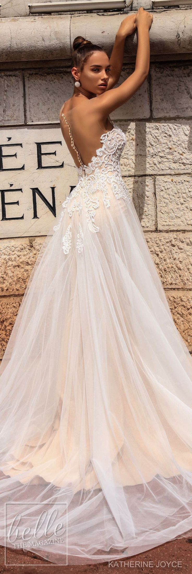 Wedding Dress by Katherine Joyce - Ma Cheri Bridal Collection ...
