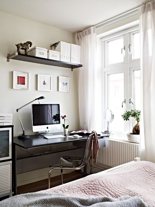 Random Inspiration #40. Bedroom WorkspaceWorkspace ...