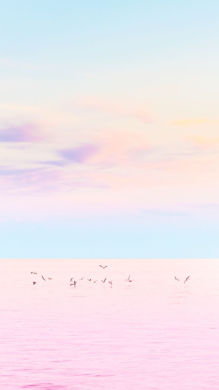 Pastel Rainbow Tumblr Wallpaper On Wallpaper 1080p Hd Pemandangan Khayalan Pemandangan Latar Belakang