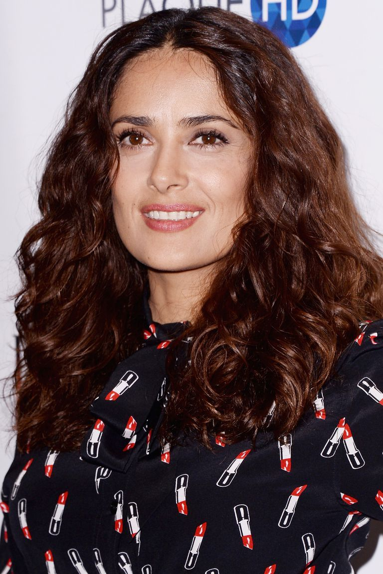 The 30 Best Hairstyles For Curly Hair Actresses With Brown Hair Cool Hairstyles Curly Hair Styles