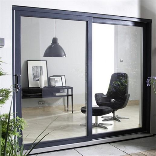 China Factory Aluminum Doors Sliding Glass Door Sliding Glass Door Wooden Sliding Doors Patio Doors