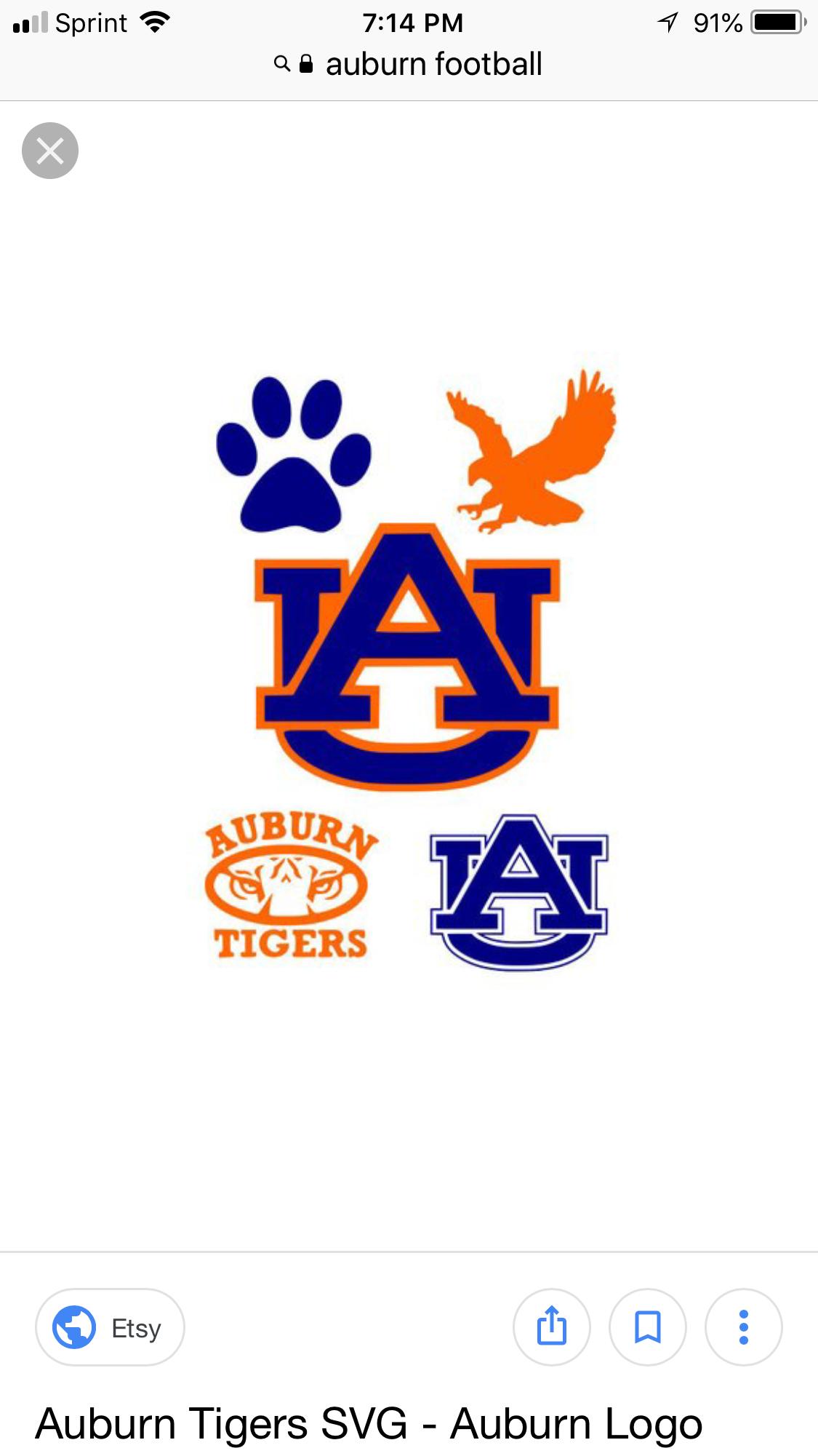 Pin On Auburn