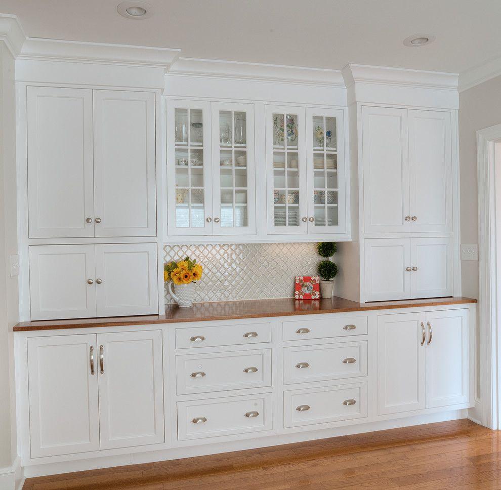 Beautiful White Cabinetry Inset Shaker Doors White Cabinetry Cabinetry Custom Cabinetry