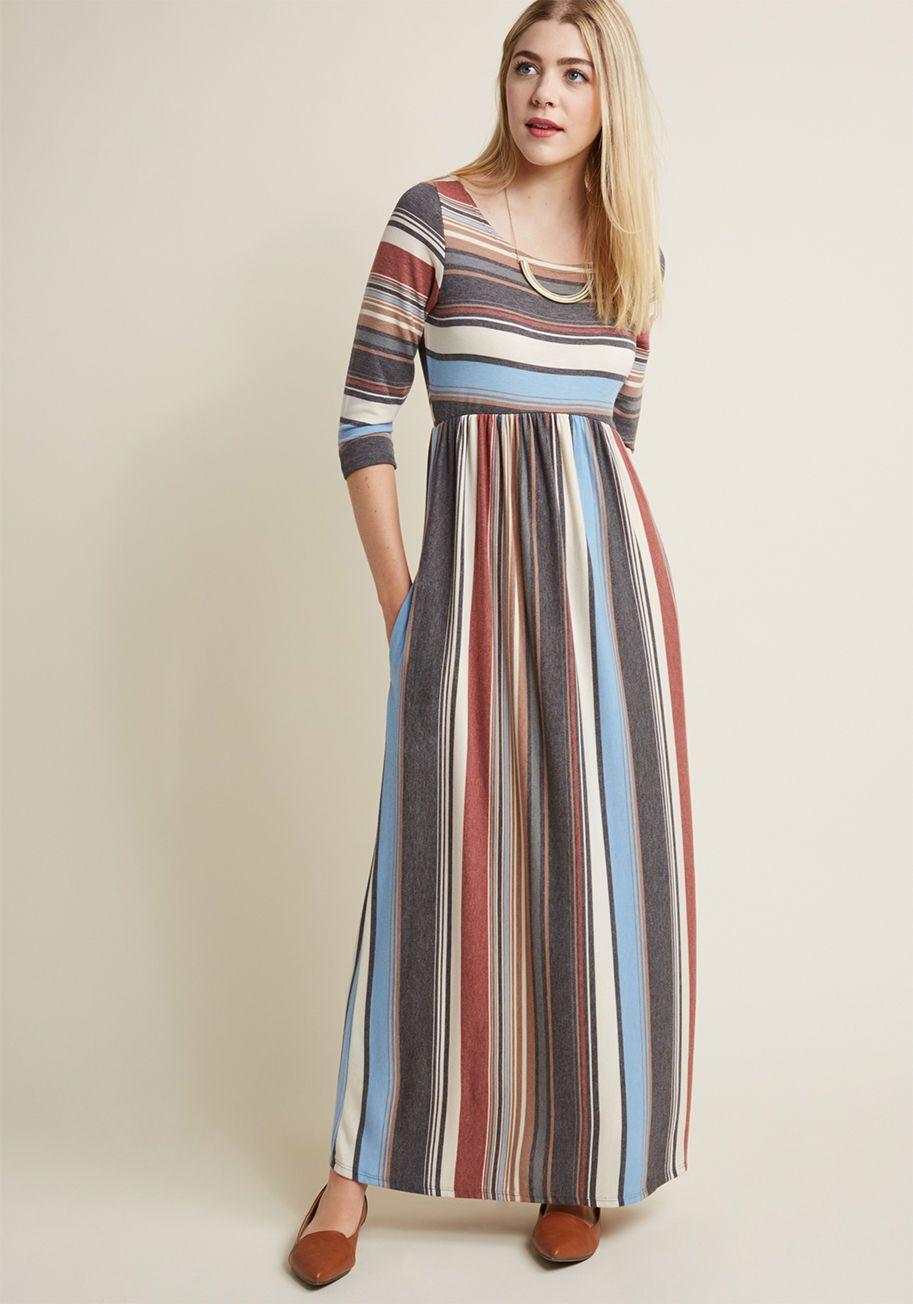 Seasoned traveler knit maxi dress maxi dresses modcloth and soft