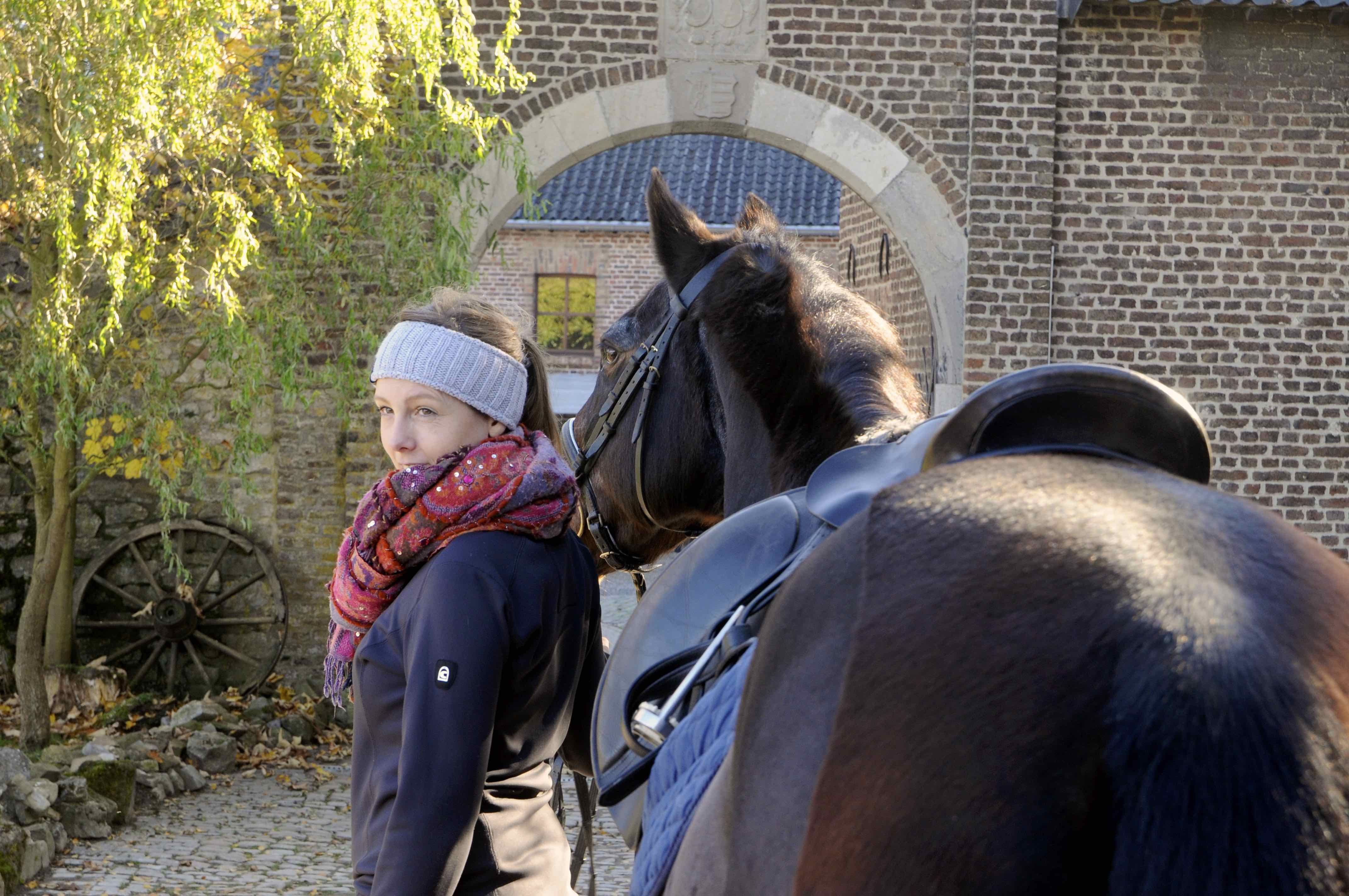 Riding without emotions - why this is so important for you & your horse.