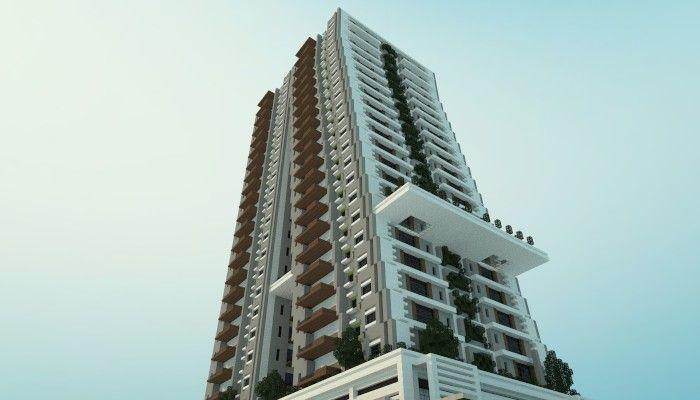 Tilt | A Modern Apartment Building