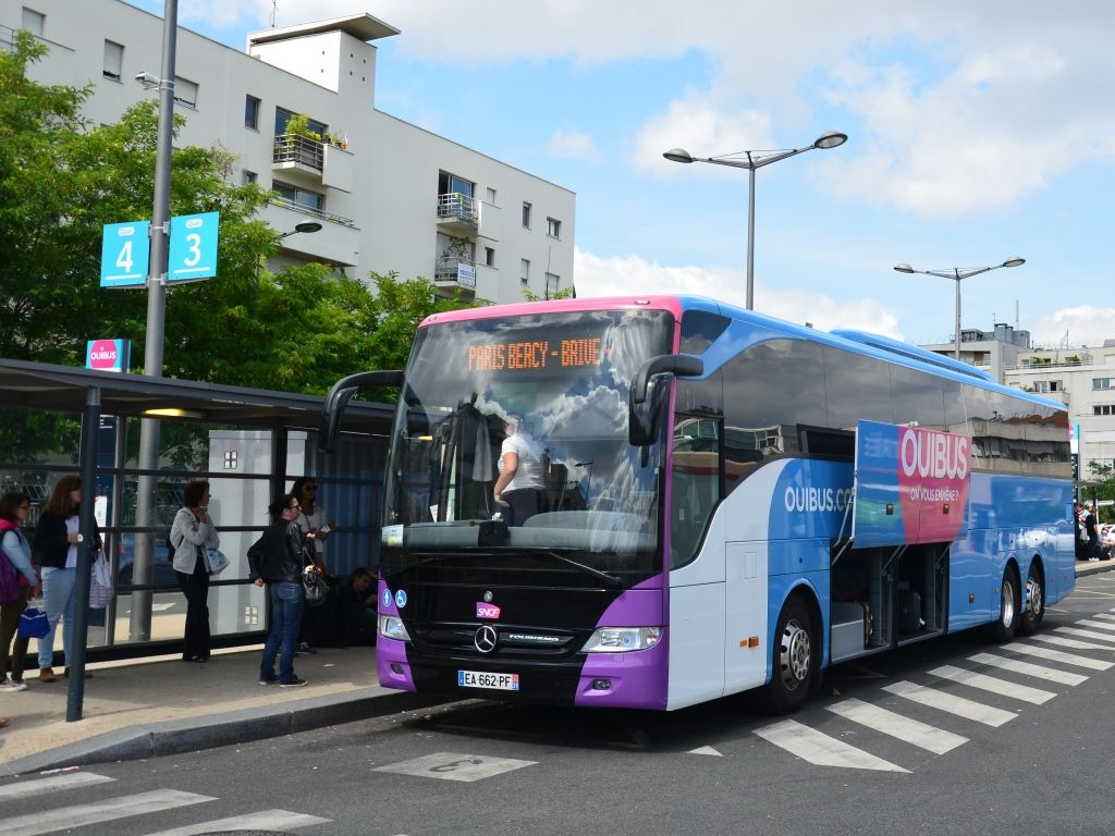 Icymi Sncf To Sell Ouibus To Blablacar In Multimodal Partnership