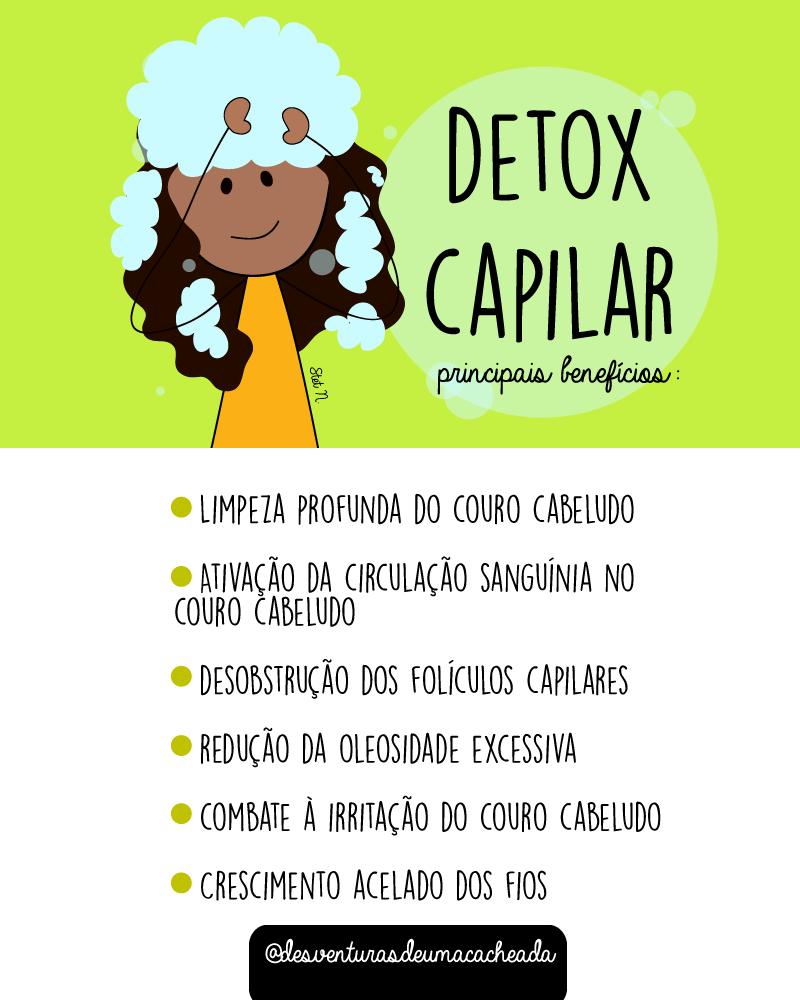 que es un detox capilar