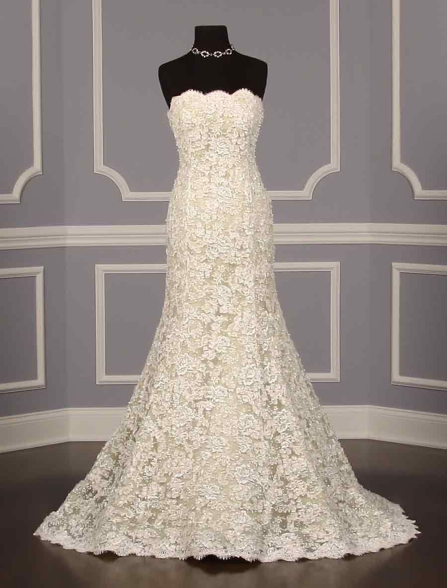Oscar De La A 22e20 Designer Wedding Dress