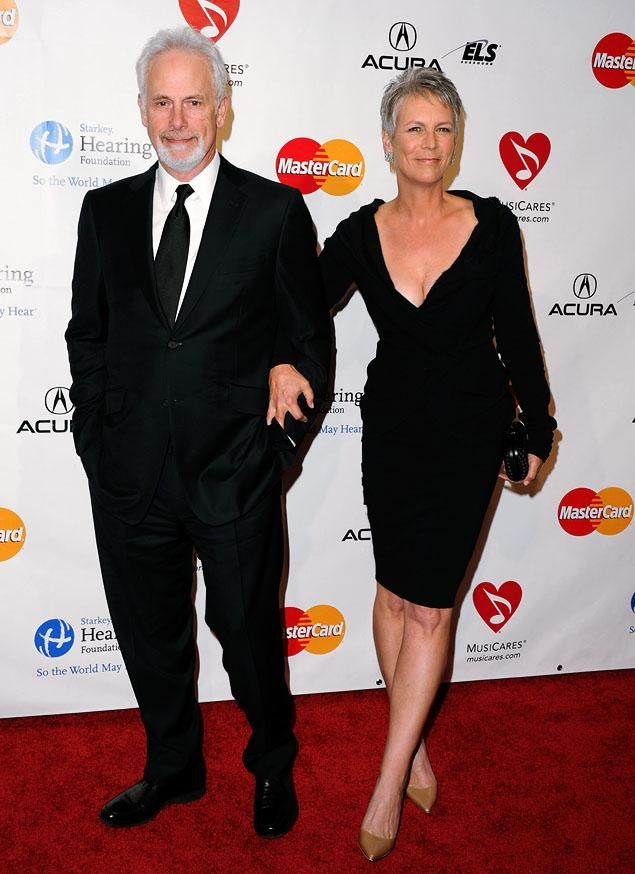 Jamie lee curtis and husband christopher guest couples for Jamie lee curtis husband christopher guest