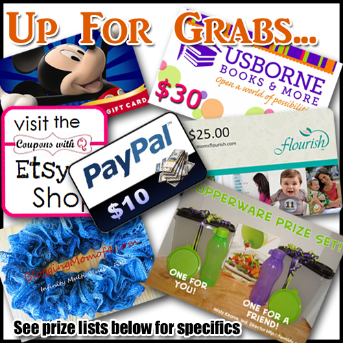 Mega Pay it Forward Giveaway Event – LOTS of Prizes Ends 1/18