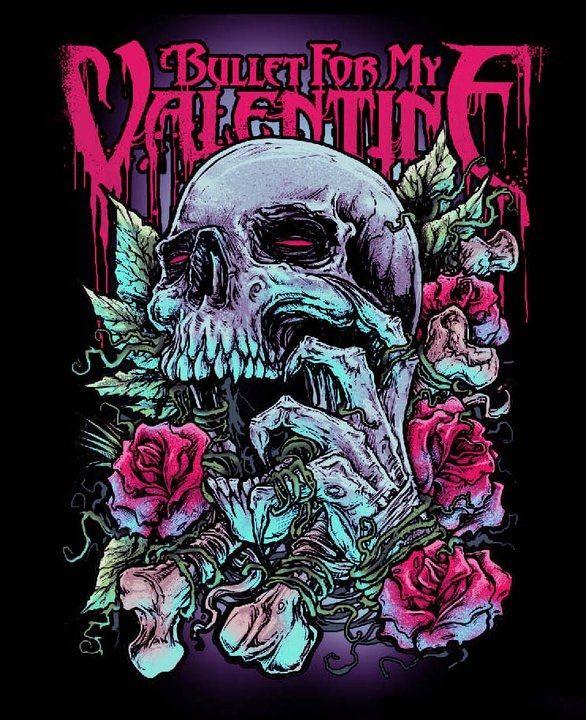 Bullet For My Valentine Music Pinterest Bullet For My