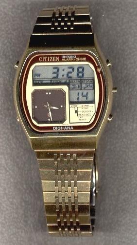 d686d0e977f Citizen 4-098439 Old Watches