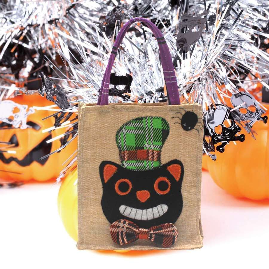 Party Bag Treats Holder With Goodies Candies Tote Favors 1pc zpGqUSVM