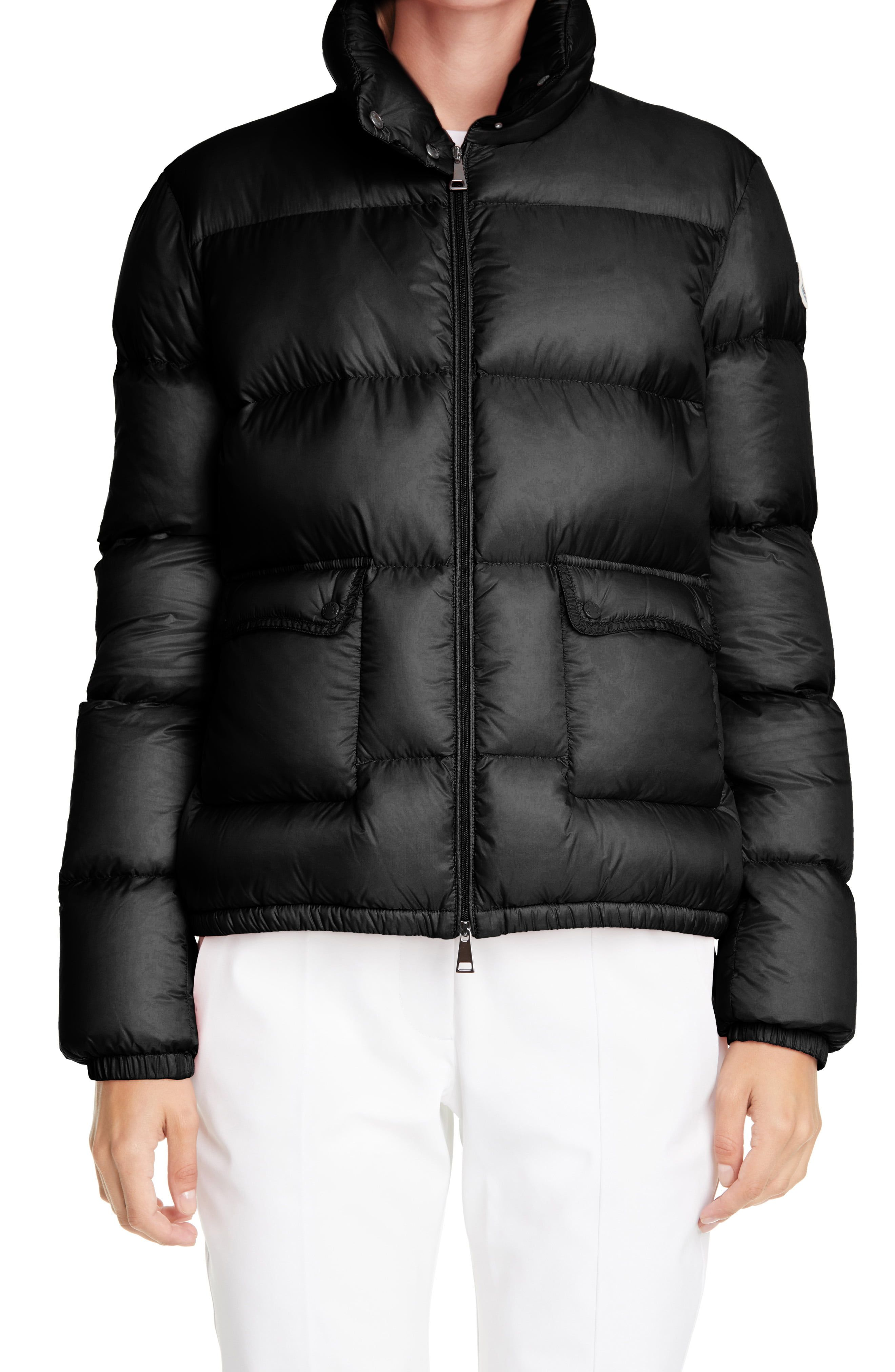 Moncler Lannic Water Resistant Lightweight Down Puffer Jacket Nordstrom In 2021 Moncler Jacket Women Puffer Jacket Black Moncler [ 4048 x 2640 Pixel ]