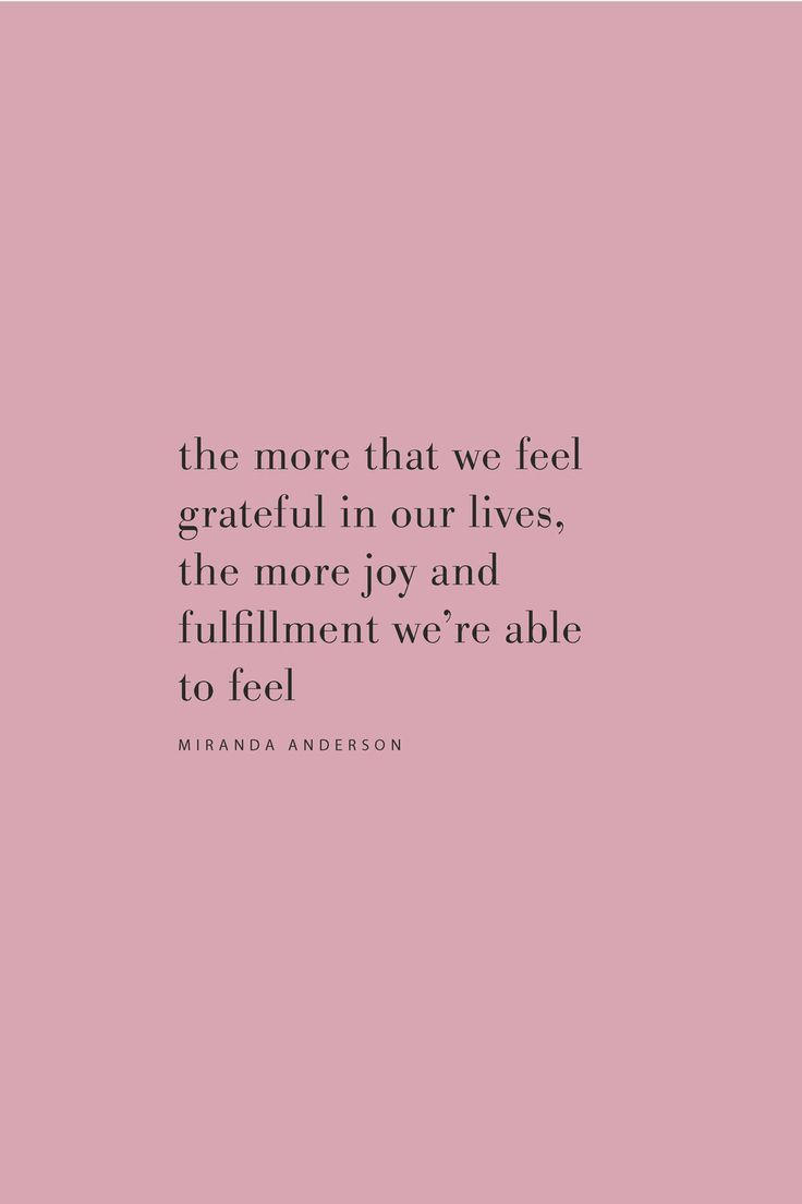 Quote by Miranda Anderson on feeling grateful to feel joy and fulfilled on the Feel Good Effect Podcast. #realfoodwholelife #feelgoodeffectpodcast #gratitudequote #thankfulquote #positivityquote #motivationalquote #joyfulquote