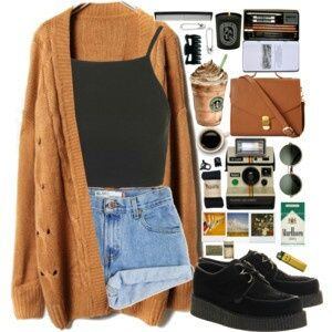 aesthetic, fashion, and grunge image   Outfits   Pinterest ...