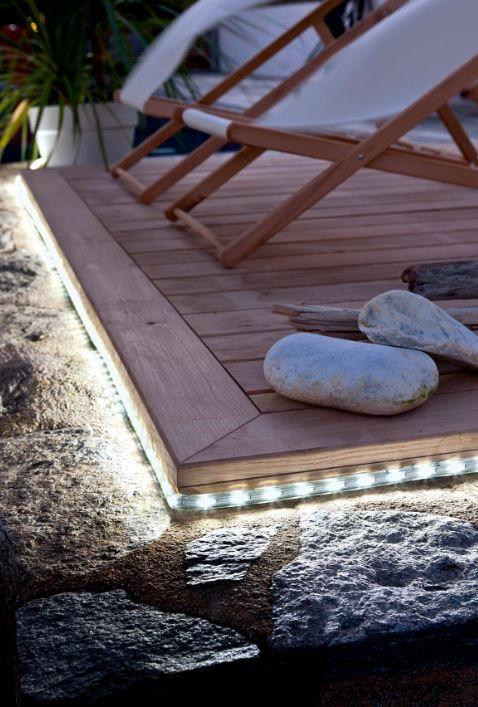 Consigue Una Iluminación Espectacular En Tu Porche O Terraza