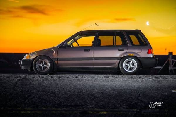 1990 Honda Civic Wagon Cars Ive Owned Pinterest Honda Civic