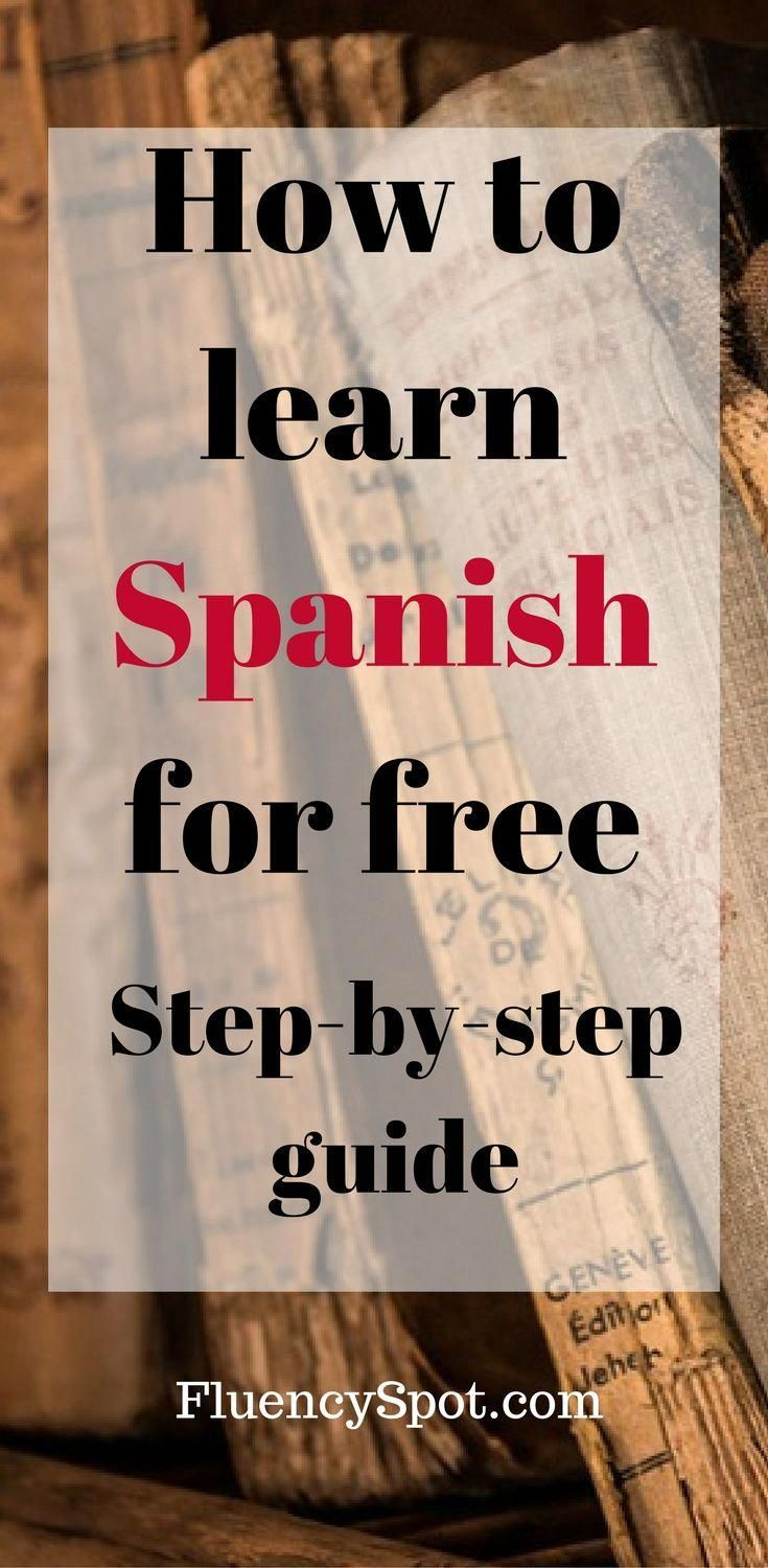 Learn Spanish Step-by-Step #learningspanish We all get enthusiastic and motivated when we have just started learning a new language, we learn the greetings and then we are stuck, we don't know what the next step is. Here you can find a step-by-step guide that will lead you through your learning process and help you get out of your beginner phase! learn spanish | learn spanish for adults | learn spanish for kids | learn spanish free | learn spanish fast | Learn Spanish | Learn Spanish Today | L #learningspanish