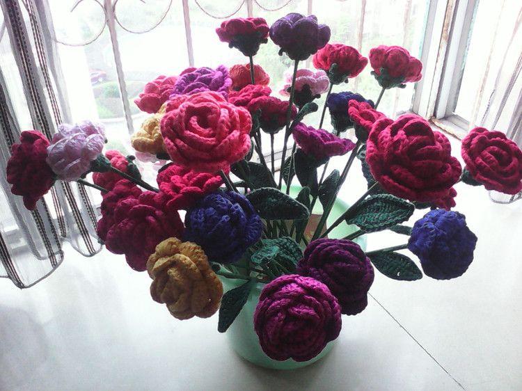 玫瑰花 - 凡心点点 - 点点de星空