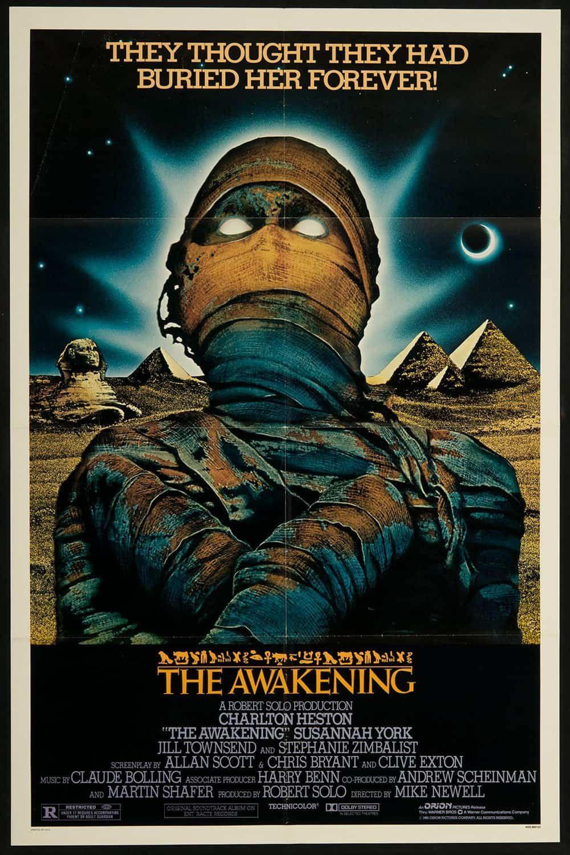 Quirx Almost Freebie: Vintage Movie Poster The Awakening