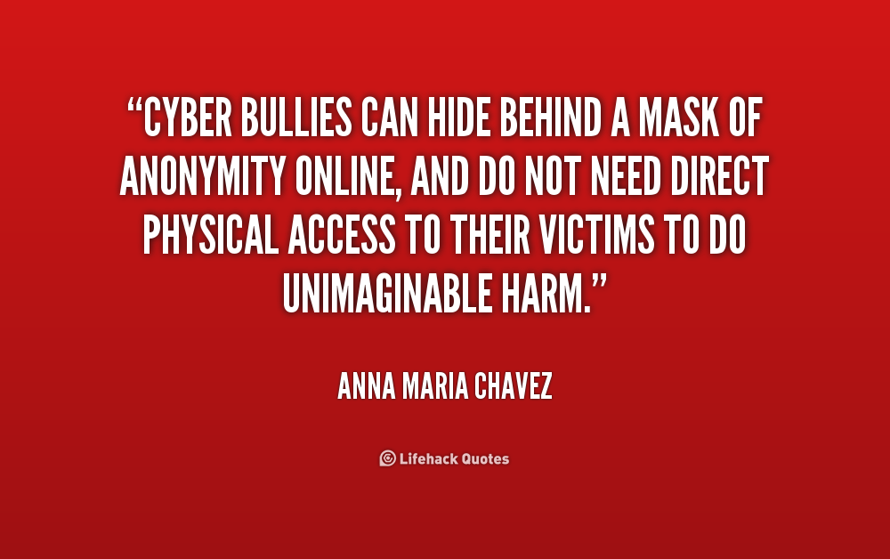Image result for anti cyber bullying quotes