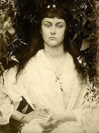 Julia Margaret Cameron—Alice Lidell as Alethea, ca. 1872