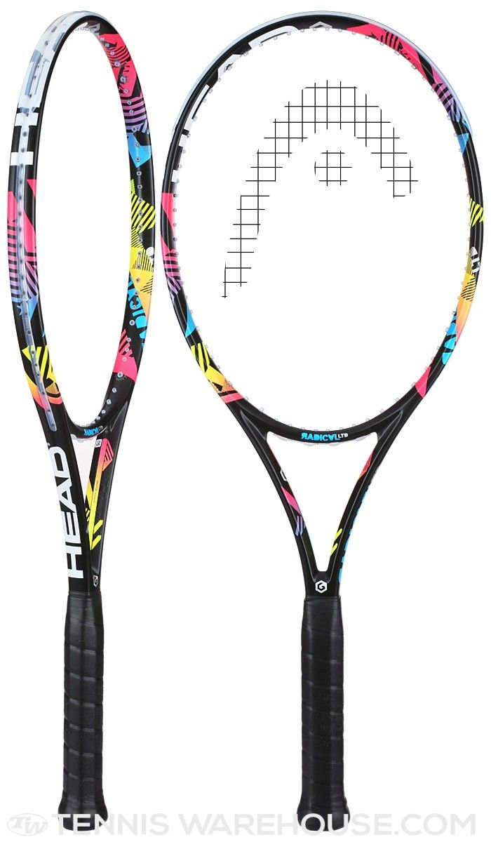 Head Graphene Xt Radical Mp Ltd Racquets