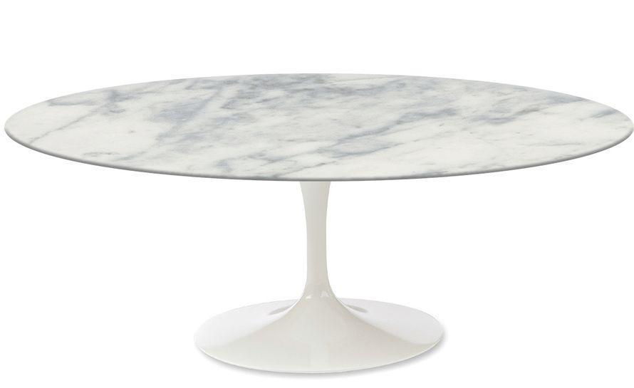 Saarinen Coffee Table Carrara Marble Saarinen Dining Table Coffee Table Oval Table Dining