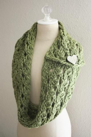 Margeaux Lace Cowl Scarf Knitting Pattern 6 Us Digital Download