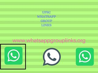 JOIN UPSC WHATSAPP GROUP LINKS LIST who are searching for UPSC