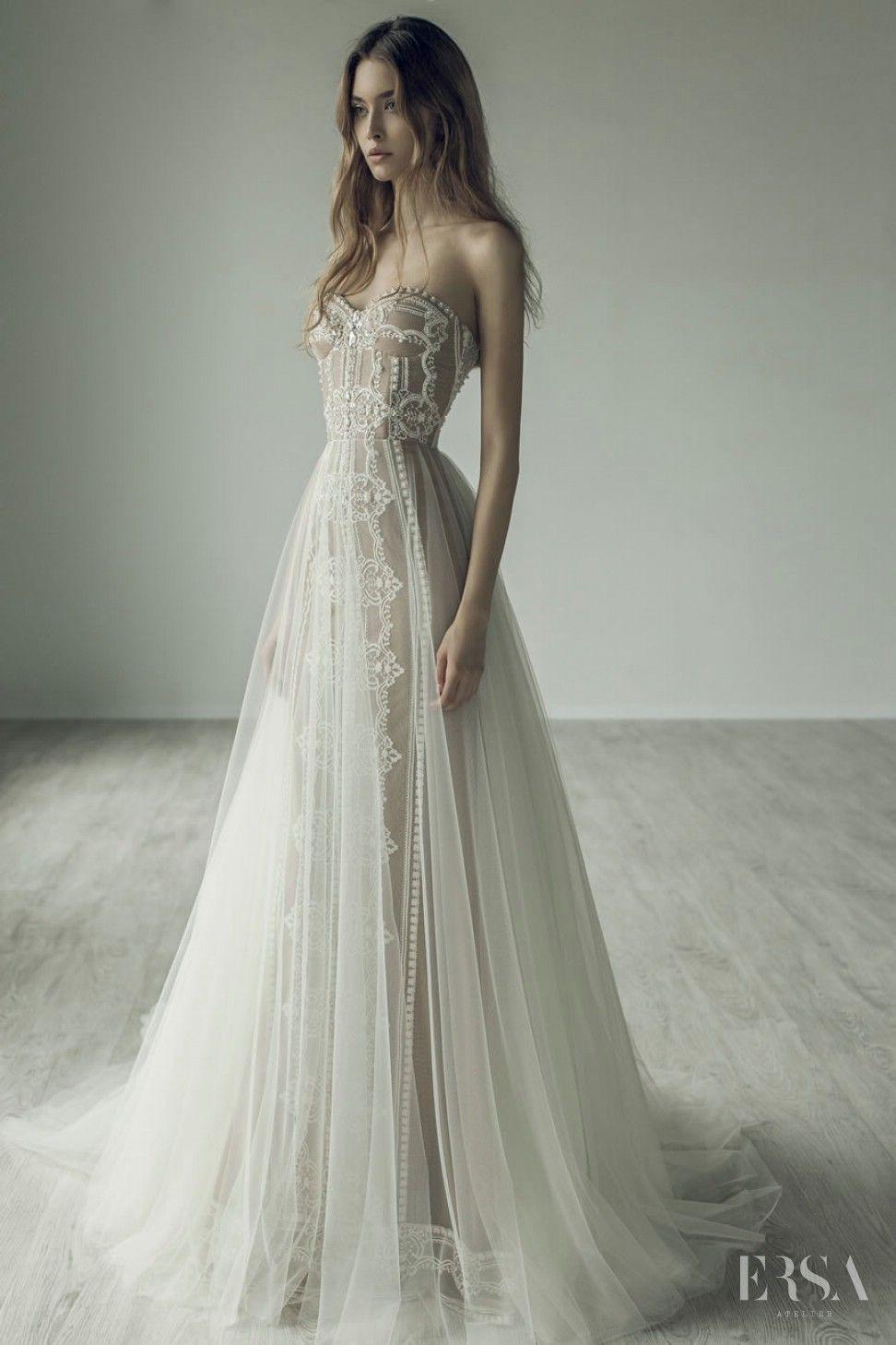 Ersa Atelier Wedding Collection Bridal Dress Bita Here Comes
