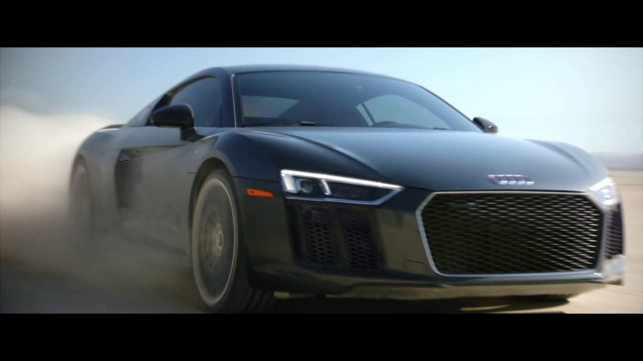 Audi R And Airbnb Commercial Desolation Id Like To Sleep Here - Audi r8 commercial