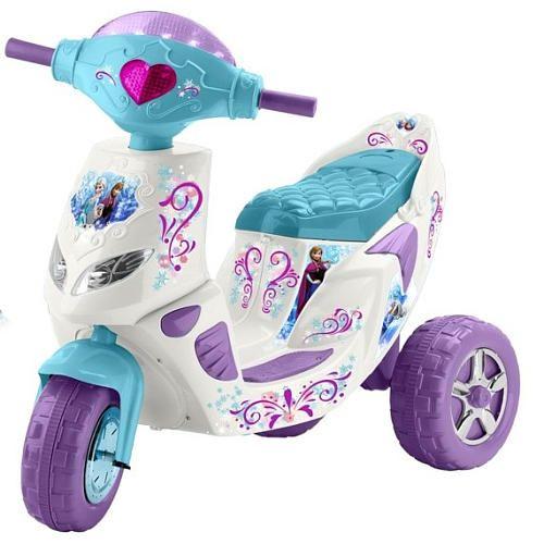 Disney Frozen 6V Scooter
