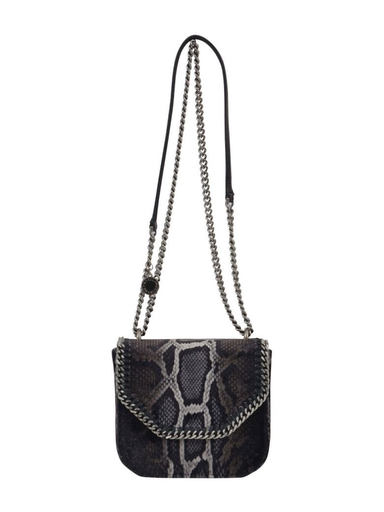 dea42dace042 STELLA MCCARTNEY Stella McCartney Falabella Box Bag.  stellamccartney  bags   velvet   · Animal Print ...