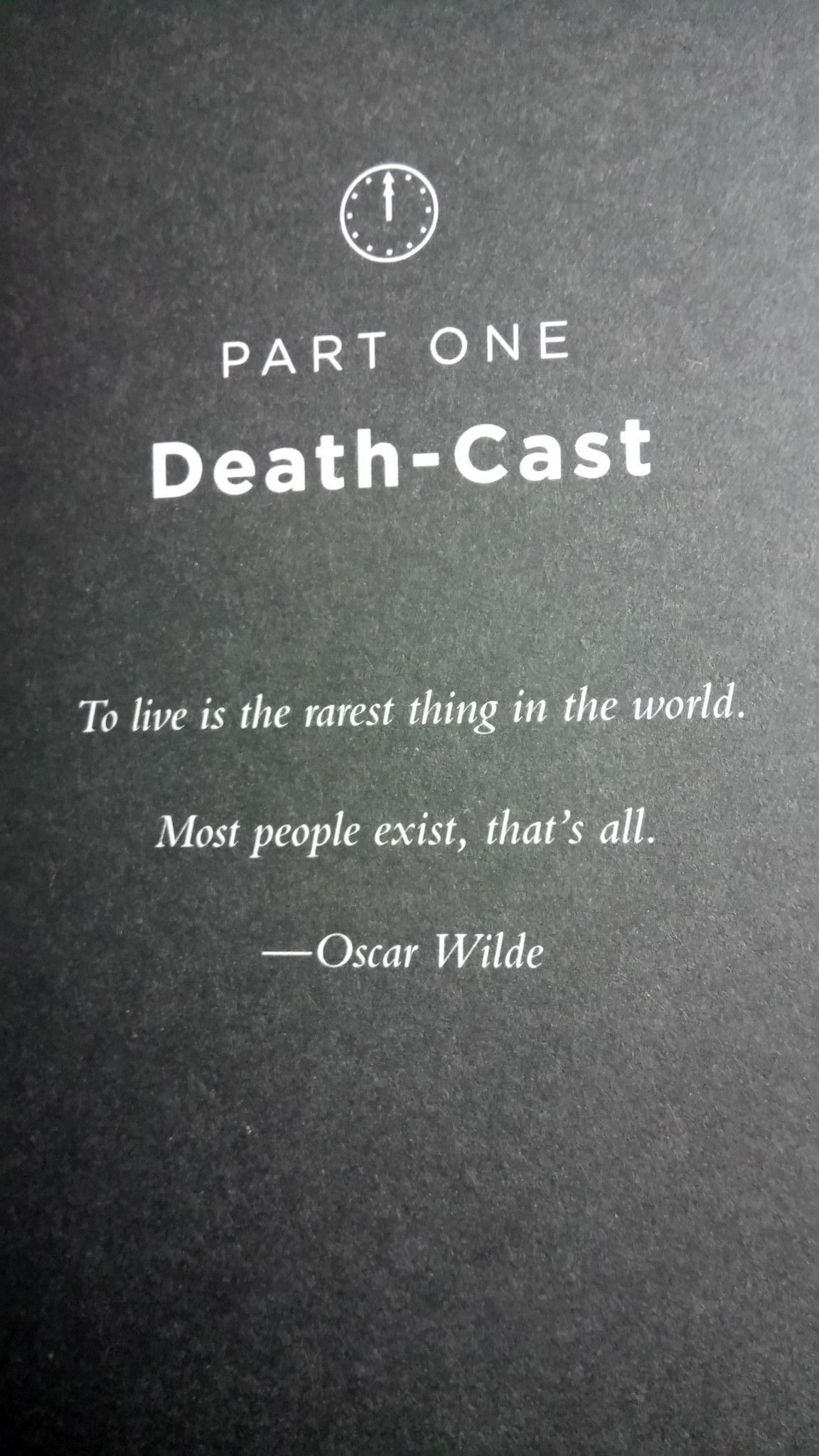 Quote Used In The Book They Both Die At The End Books In 2019