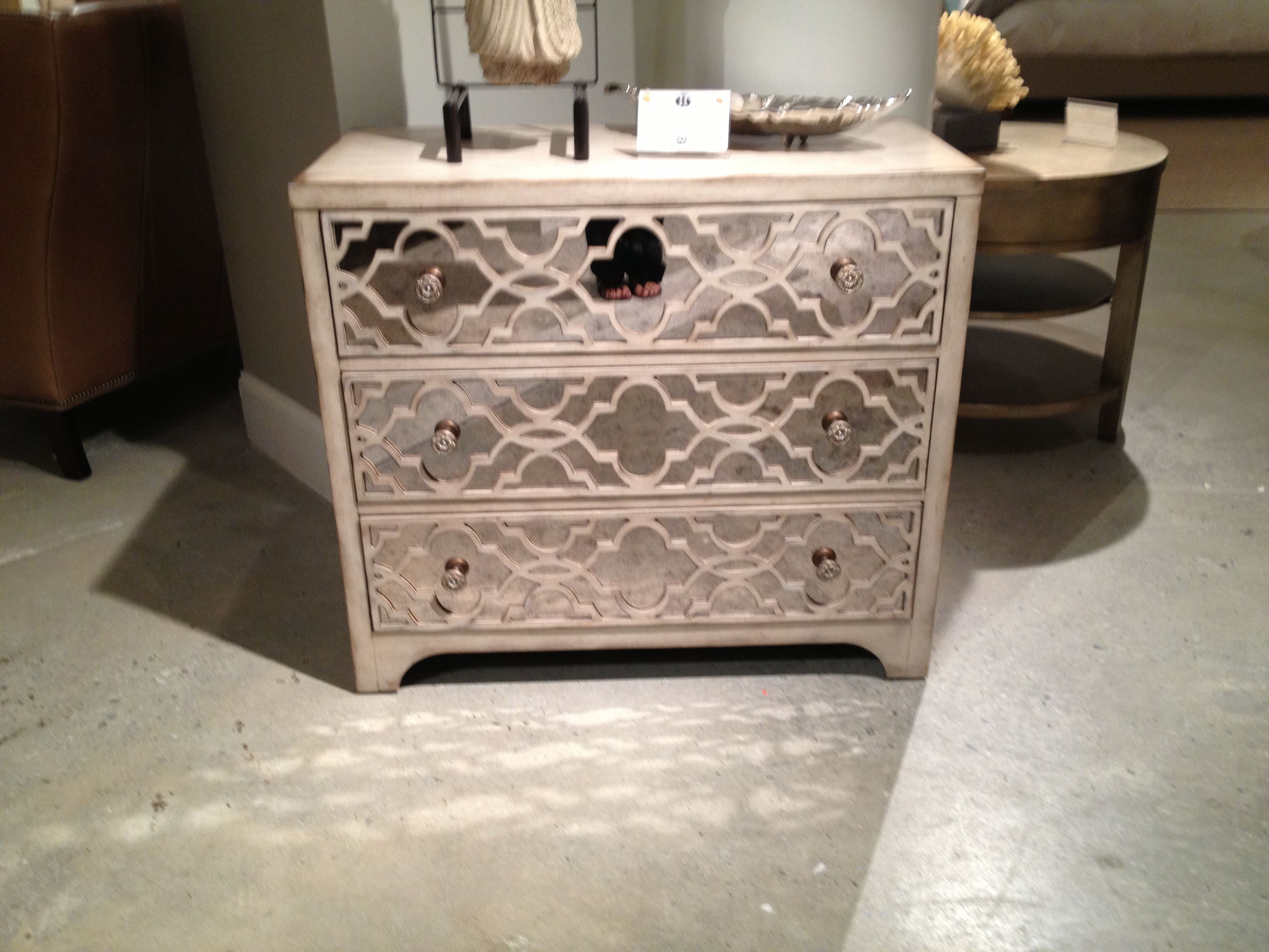 Love This Sanctuary Mirrored Chest October 2012