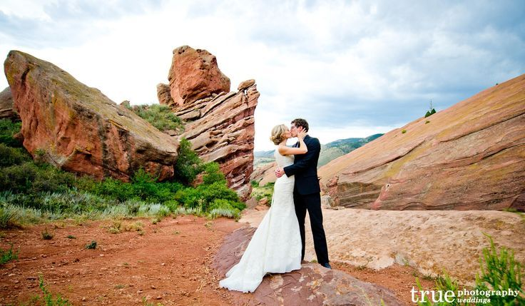 Wedding Red Rocks Amphitheatre