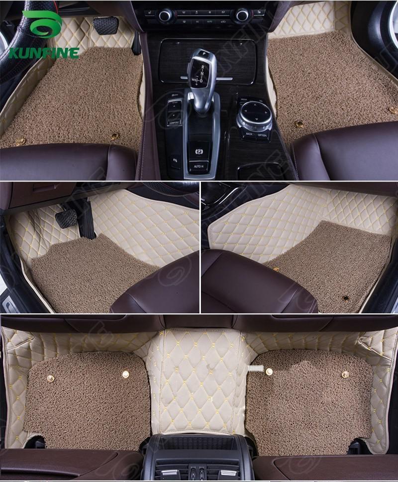 Top Quality 3d Car Floor Mat For Ford Ecosport Foot Mat Car Us 61 75 Car Floor Mats Foot Pads Interior Accessories