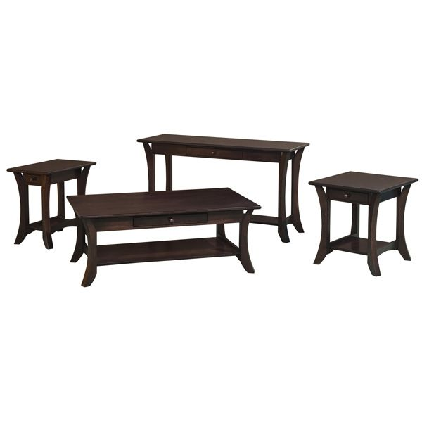 Catalina Sofa Table | Amish Sofa Tables, Amish Furniture | Shipshewana  Furniture Co.