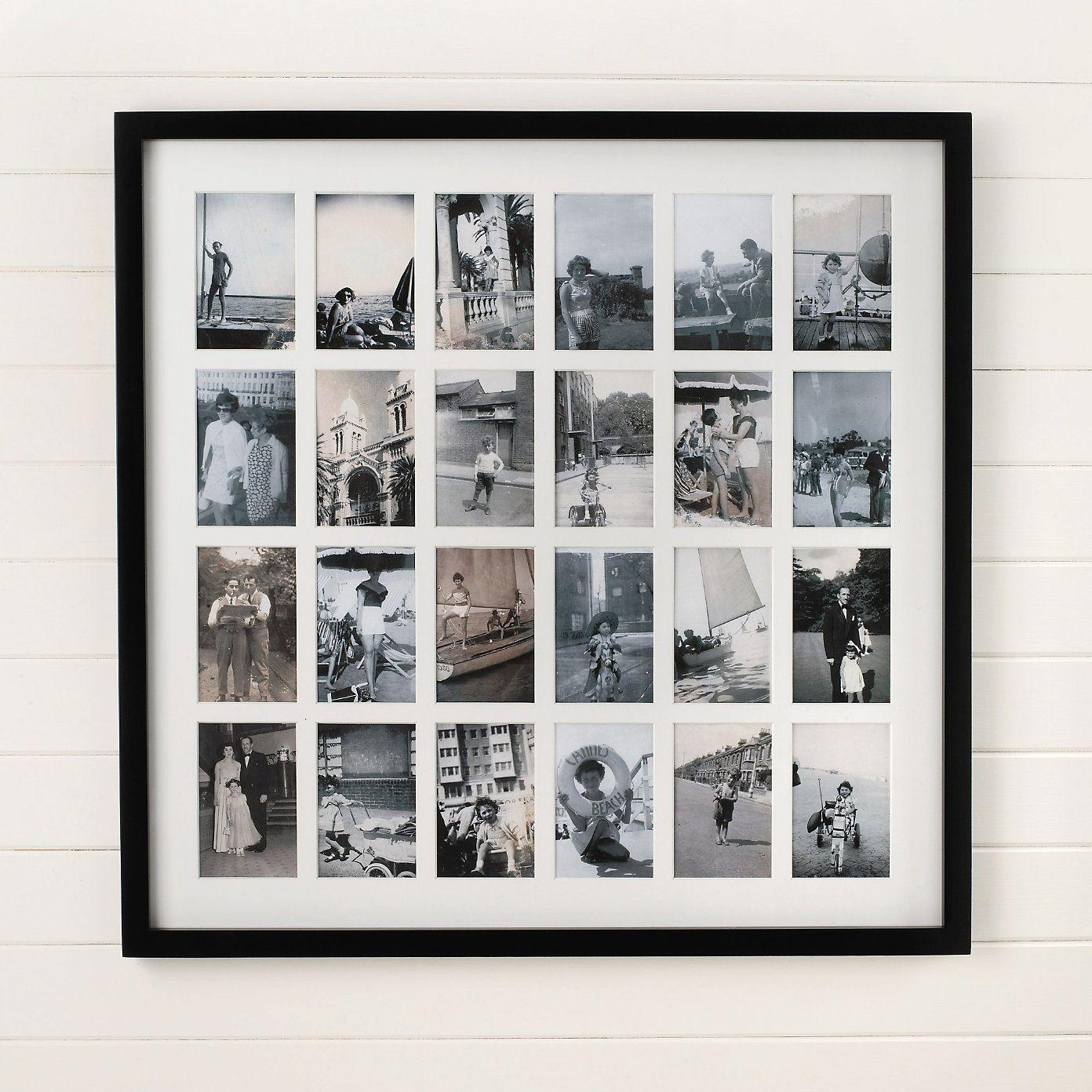 Black Memories Frame from The White Company | Frames | Pinterest ...