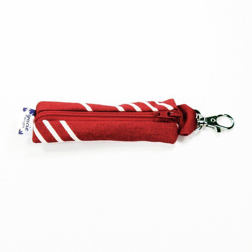 Lip Balm Cozy - Red Arrow