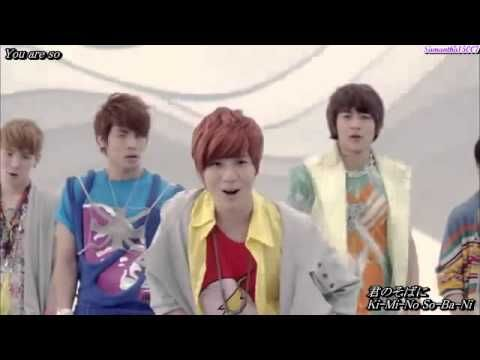 SHINee - Replay (Japanese Ver ) MV-PV [Japanese Romanization