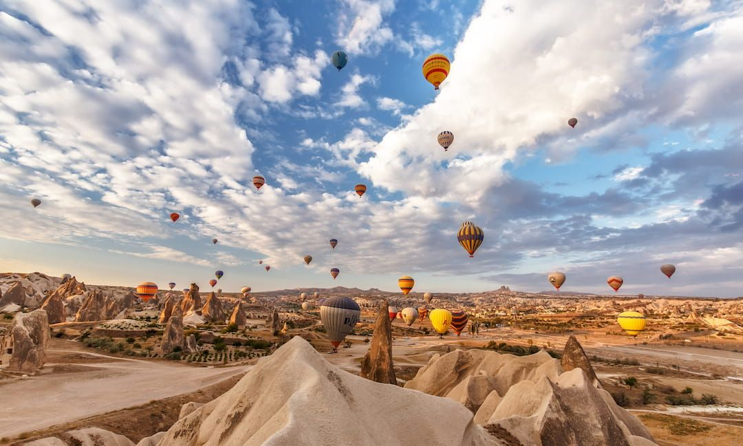 21 Photos of the Most Instagrammable Destinations in the
