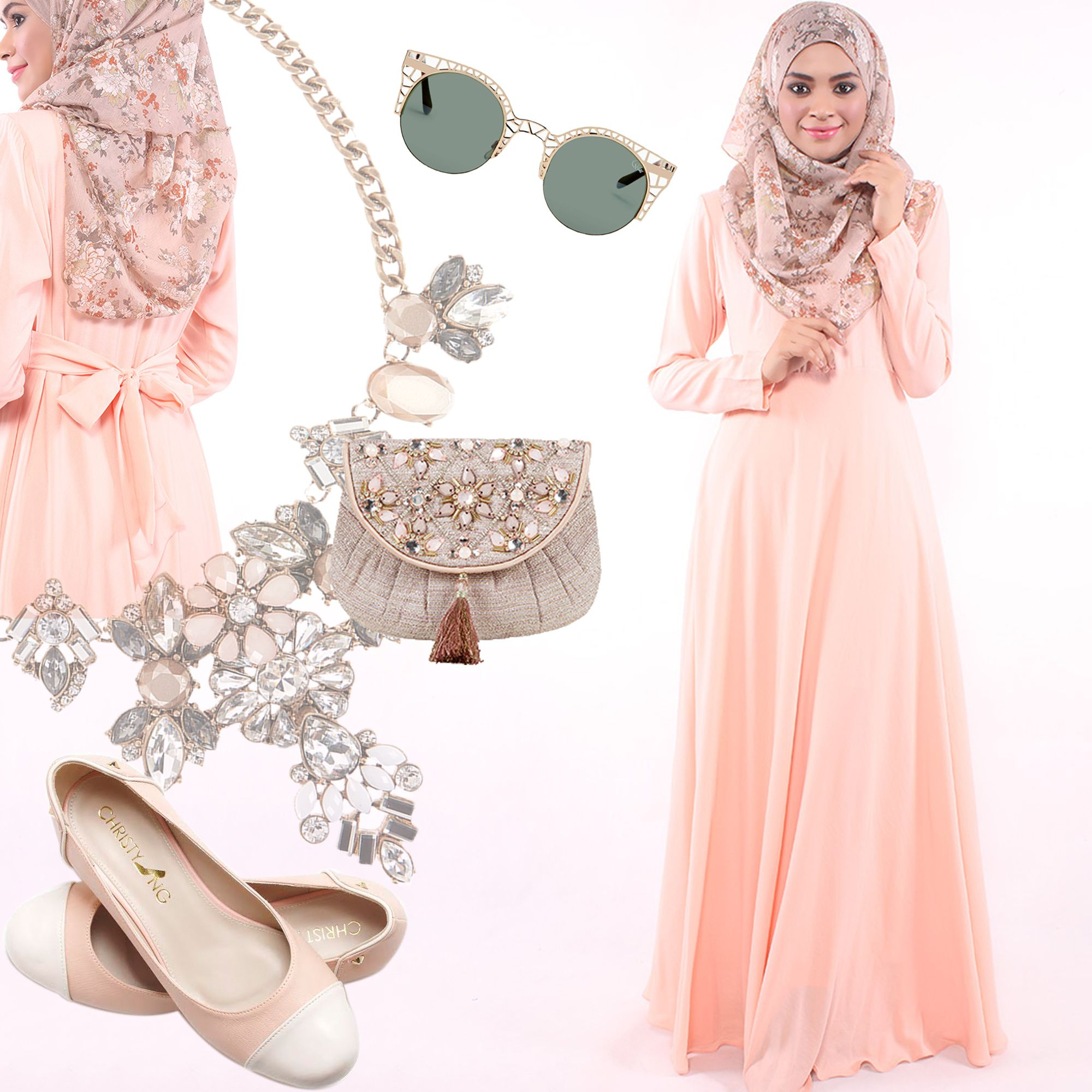 Plain Dress Accessories