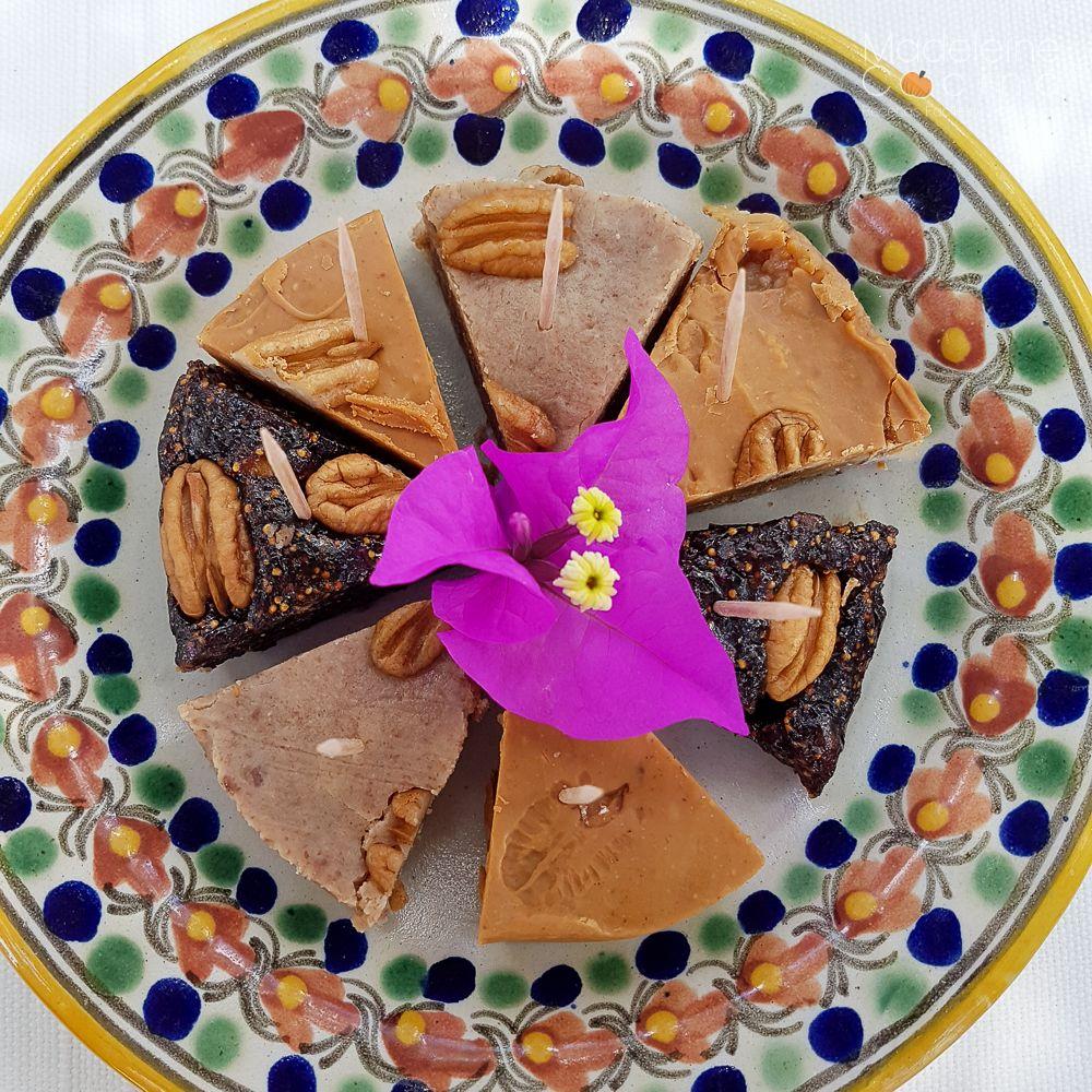 Dulces típicos de Coahuila.