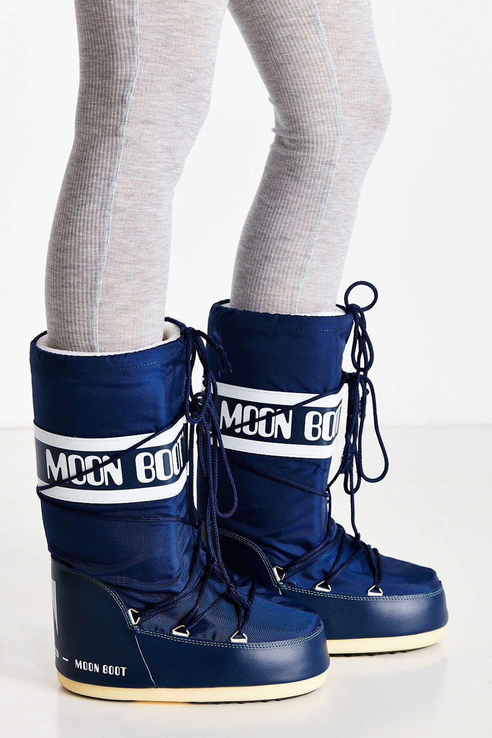 Tecnica Nylon Moon Boot Urban Outfitters A Woman S